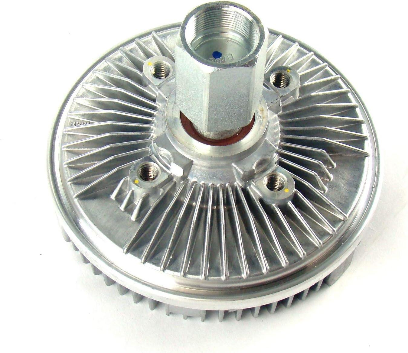 OAW 12-G2778 HD Fan Clutch for 04-12 Chevrolet Colorado GMC Canyon 2.8L 2.9L