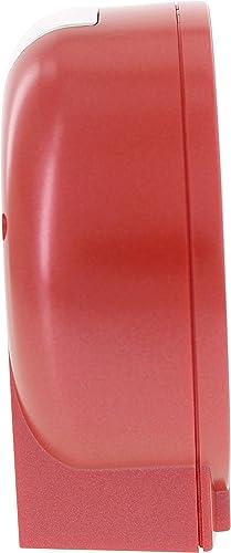 Casio TQ228-4DF Round Travel Table Top Alarm Clock