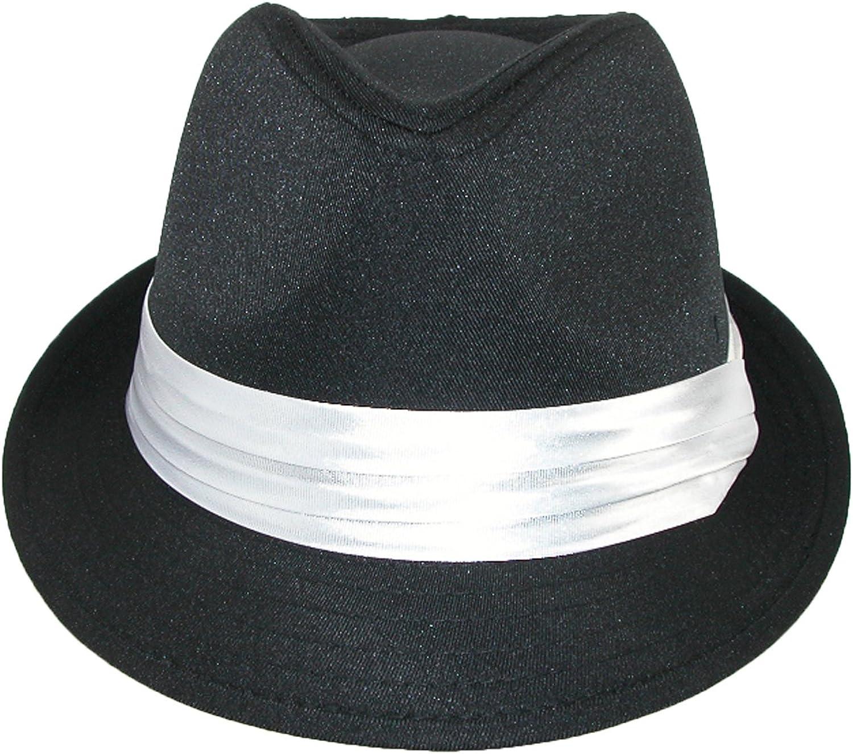 Kenny K Mens Wedding Dress Formal Fedora Hat