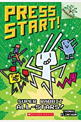 Super Rabbit All-Stars!: A Branches Book (Press Start! #8) Paperback