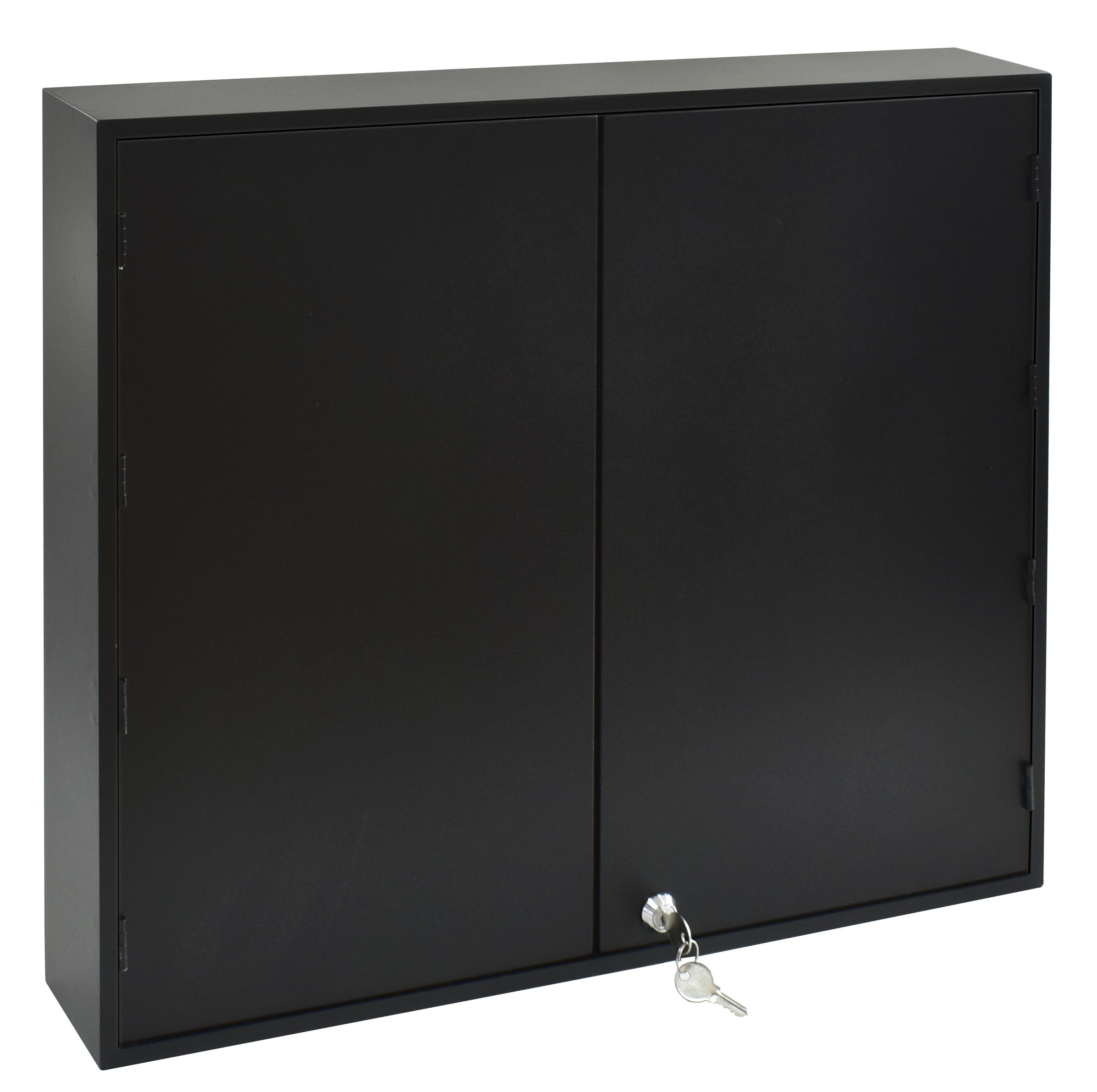 Acrimet Key Cabinet 128 Positions with 128 Key Tags (Black Color) by Acrimet (Image #2)
