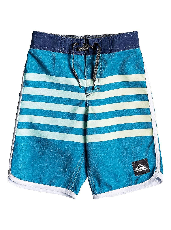 QUIKSILVER Boys Little Everyday Grass Roots 14 Boardshort Swim Trunk