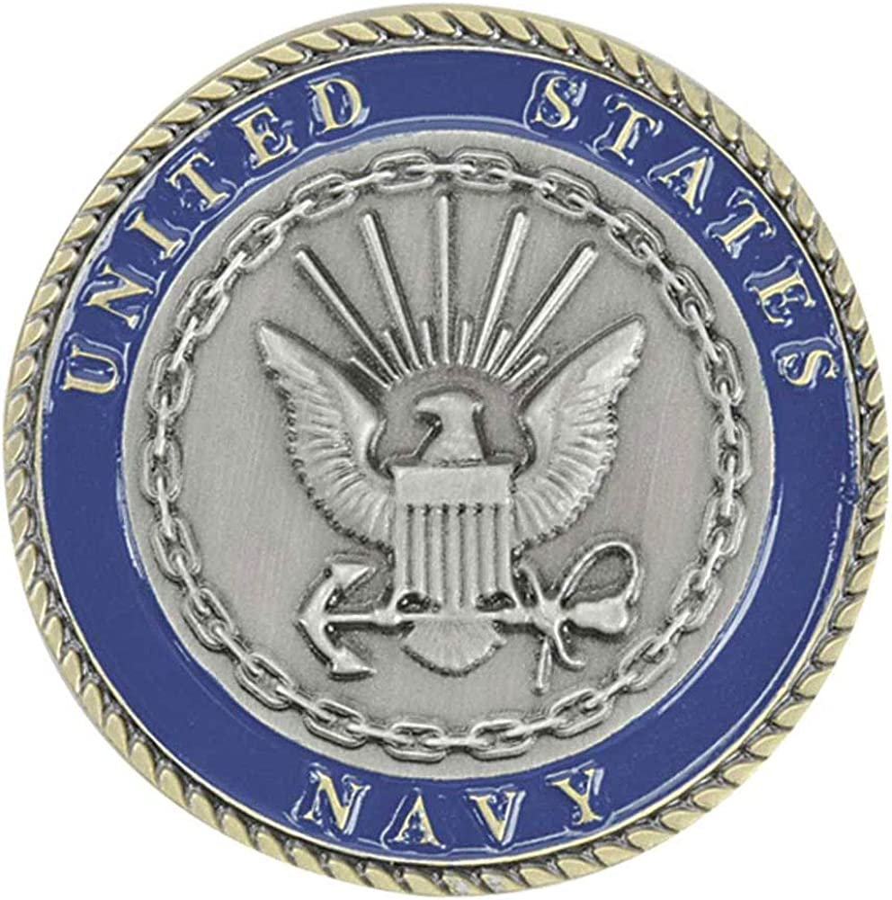 Sailors Creed Challenge Coin