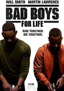 BAD BOYS FOR LIFE MOVIE POSTER 2 Sided ORIGINAL 27x40 WILL SMITH MARTIN LAWRENCE