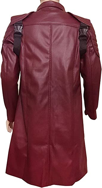 devil may cry leather jacket