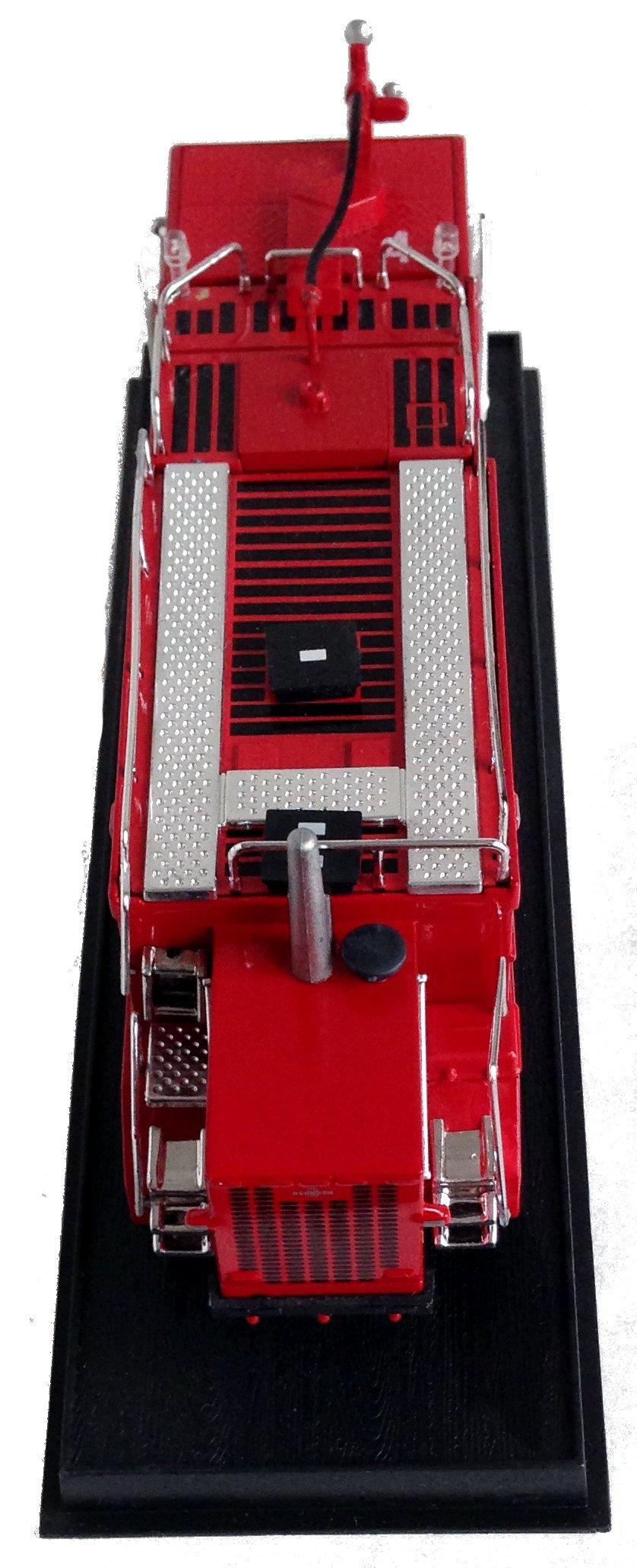 Oshkosh Crash Fire Truck Diecast 1:64 Model Amercom GB-3