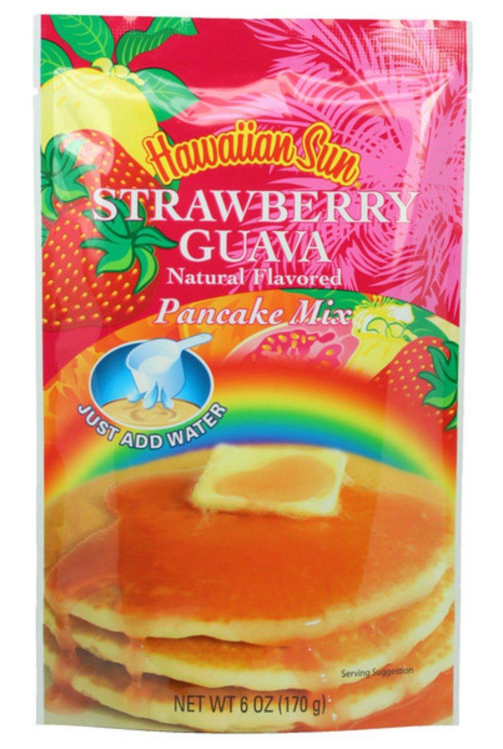 Hawaiian Sun 5 Pack Assorted Pancake Mix: Chocolate Mac, Passion Fruit, Banana Mac Nut, Coconut Pineapple. by Hawaiian Sun (Image #5)