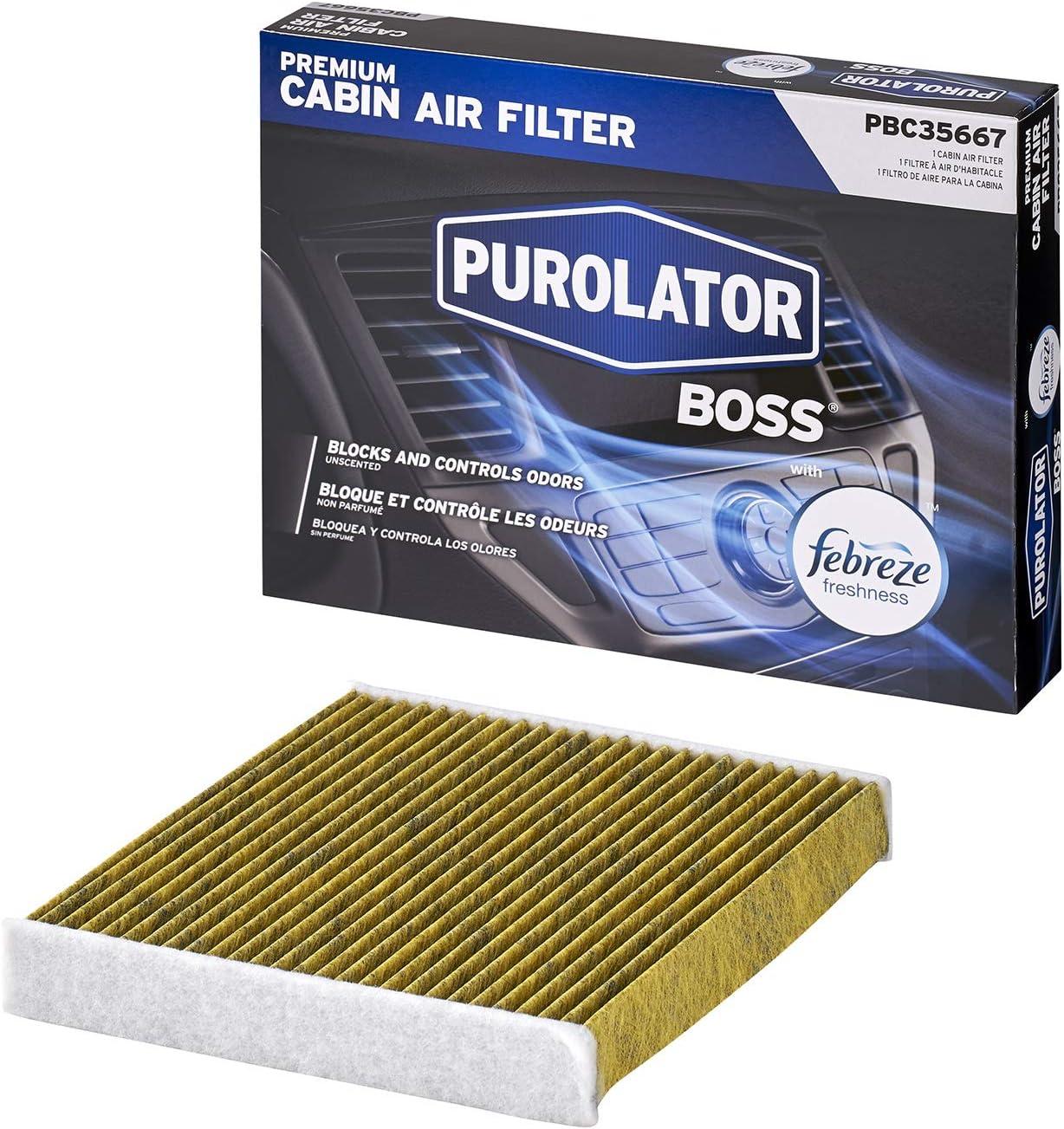 Purolator PBC35667 Cabin Air Filter