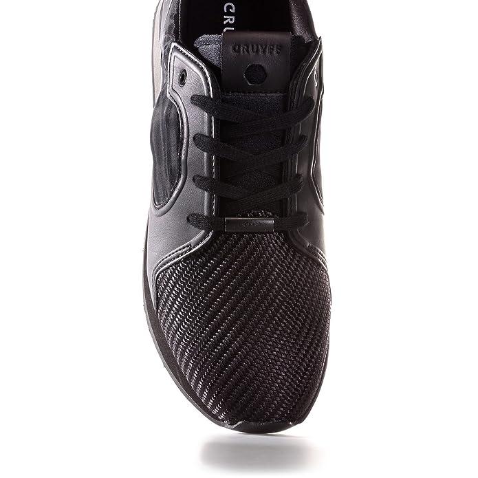 Cruyff - Zapatillas de Tela para hombre negro negro: Cruyff: Amazon.es: Zapatos y complementos
