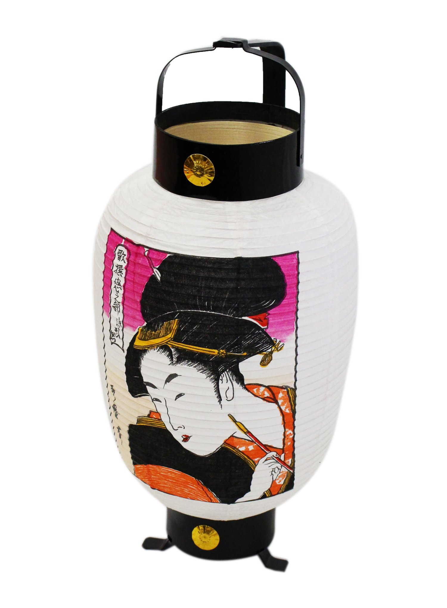 Japanese-made lanterns No. 6 Kisel 4002