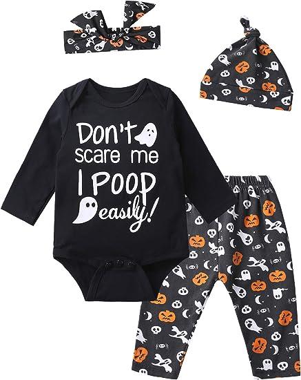 Brand New Halloween My First Trick or Treat Pyjama Set 0-3 months