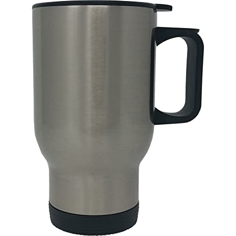 amazon com personalized add your custom text silver stainless 14 oz