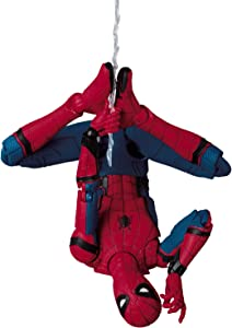 Medicom MAFEX Spider-Man (Homecoming Ver.) ABS&ATBC-PVC Action Figure