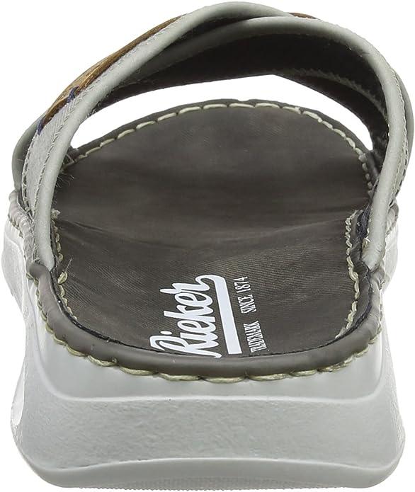 Rieker Herren 25496 Pantoletten: : Schuhe & Handtaschen H14Ms