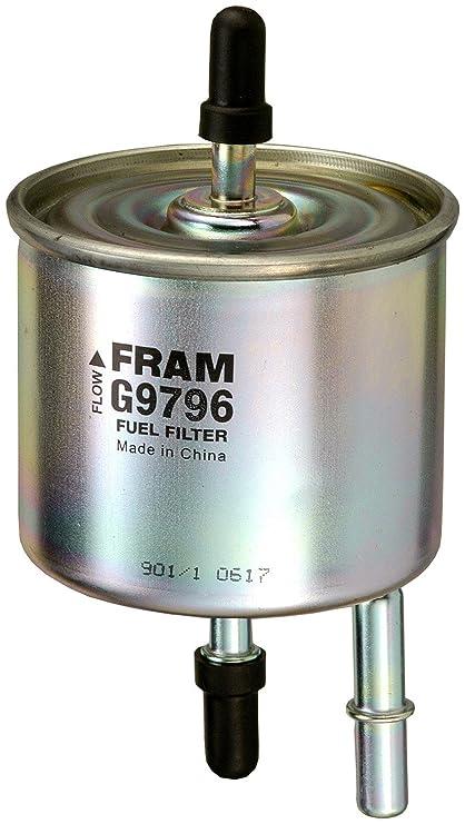 amazon com fram g9796 in line fuel filter automotive Fram Tough Guard unlock extra savings