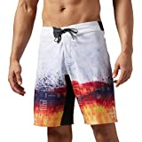 Reebok One Series Mens Sublimated Print Training Short