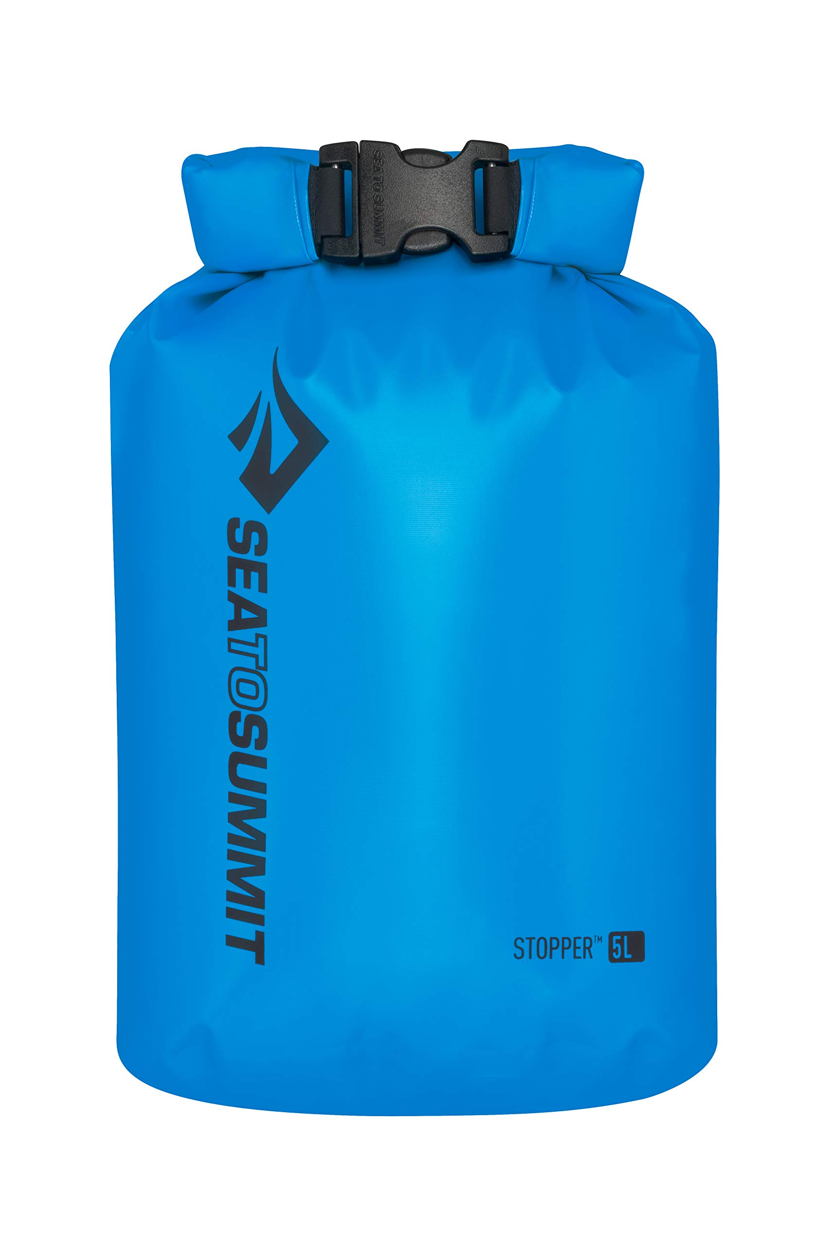 Sea to Summit Stopper Dry Bag, Blue, 5 Liter by Sea to Summit