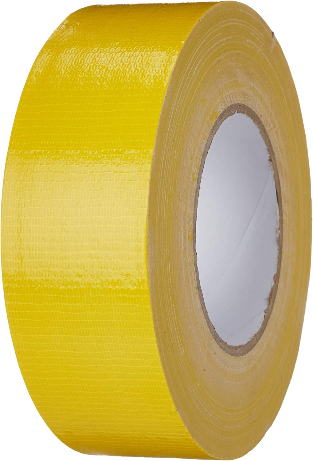 T.R.U. CDT-36 Industrial Grade Duct Tape. Waterproof and UV Resistant. Multiple Colors Available. (Yellow, 2 in.)