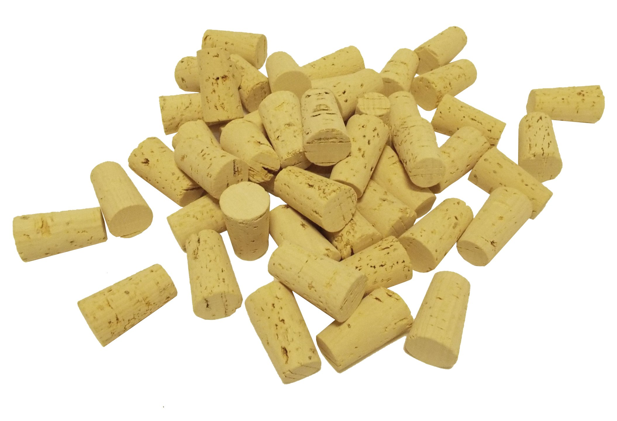 Natural Cork Tapered Wine Corks(Pack of 30) Free DELIVERY from UK Stock!!
