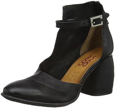 A.S.98 Lolla, Bottines Femme, Noir (Black 6002), 41 EU
