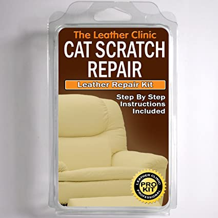 Miraculous Amazon Com Leather Cat Scratch Repair Kit Easy To Use Evergreenethics Interior Chair Design Evergreenethicsorg