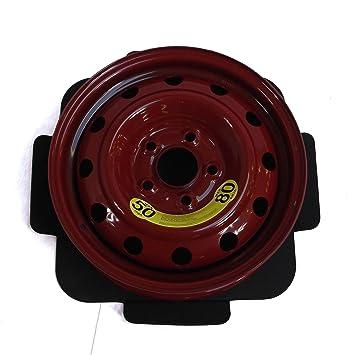 Genuine 2012 - 2013 Hyundai Veloster Kit de rueda de repuesto (incluye neumático): Amazon.es: Coche y moto