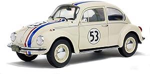 Solido S1800505 1973 Volkswagen Beetle 1303 Racer 53