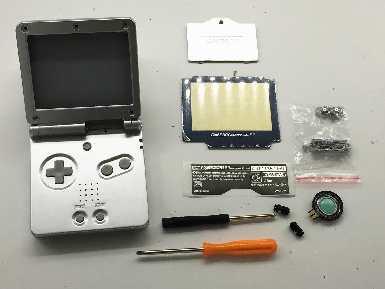 amazon com full parts replacement housing shell pack for nintendo rh amazon com Nintendo Power Nintendo DS Lite Repair
