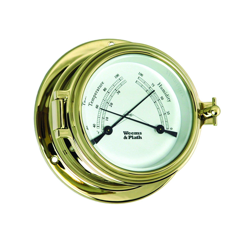Weems and Plath Endurance II 105 Comfortmeter Brass