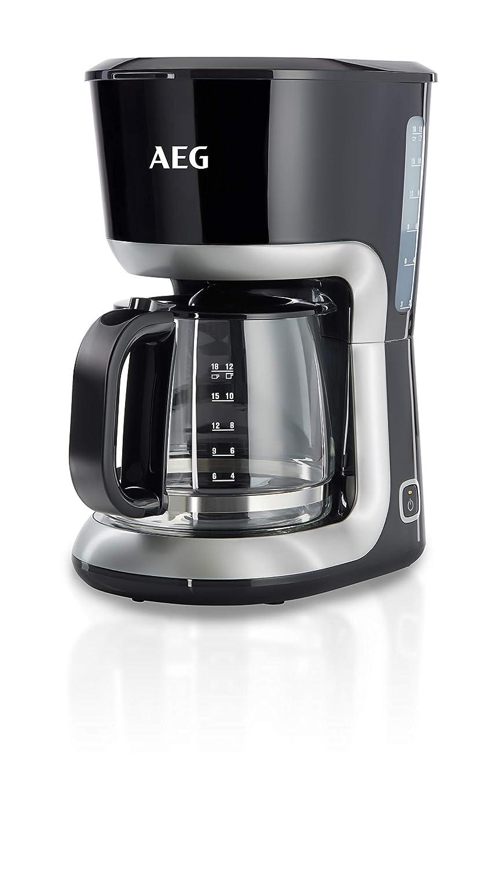 AEG KF3300 Cafetera De Goteo, 1100W, 1,4L, sistema antigoteo, desconexión automática: Amazon.es: Hogar