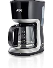 AEG KF3300 Cafetera De Goteo, 1100W, 1,4L, sistema antigoteo, desconexión automática