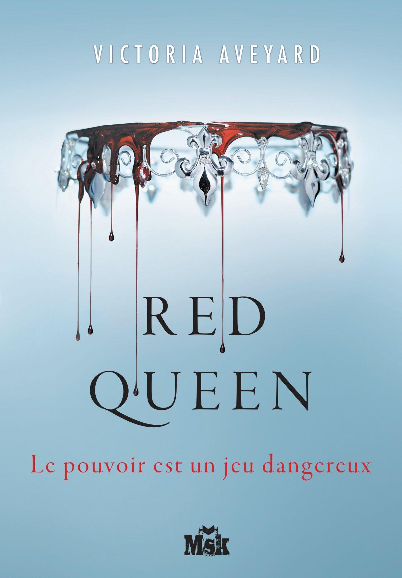 """Résultat de recherche d'images pour """"red queen livre"""""""