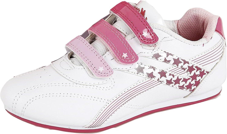 Girls Infant Children School Shoes