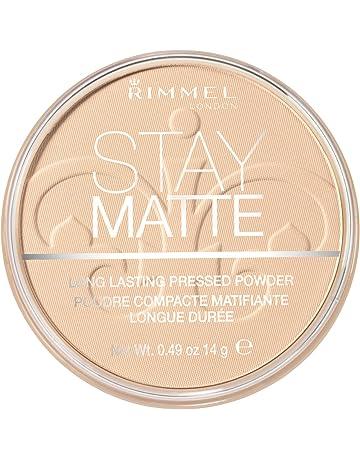 d075295b6 Rimmel Stay Matte, Maquillaje en polvo (tono 001, pieles claras) - 14