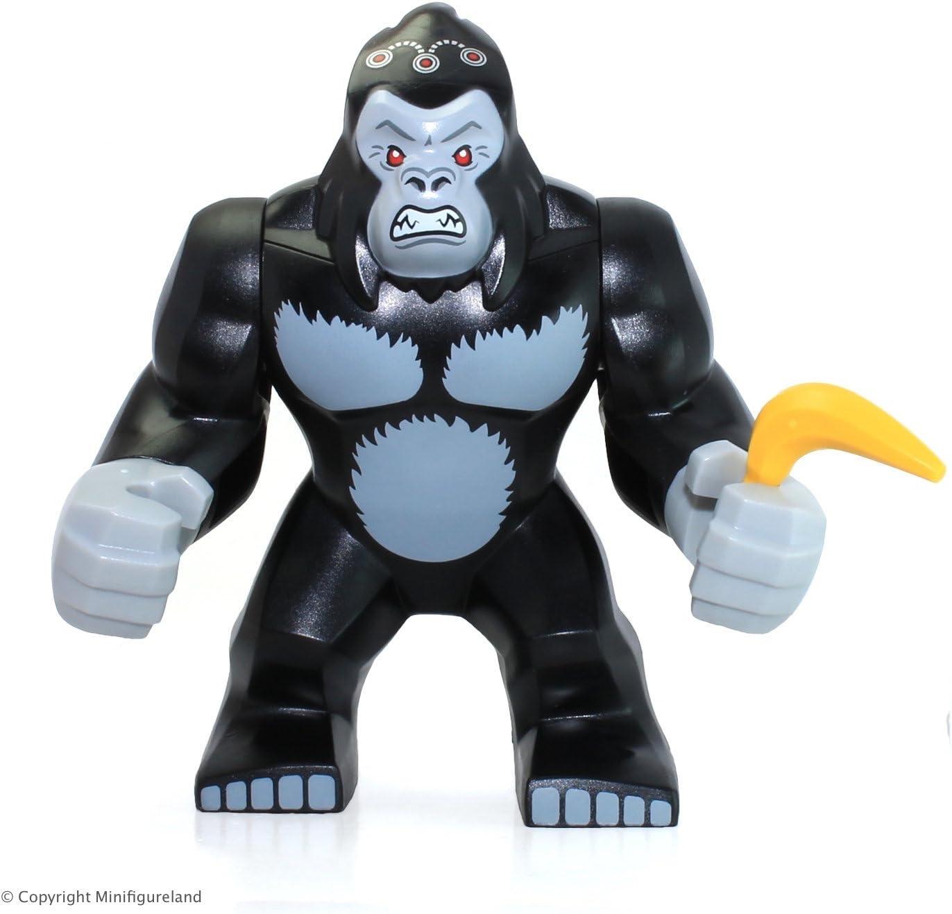 LEGO DC Comics Marvel Super Heroes Minifigure - Gorilla Grodd (76026)