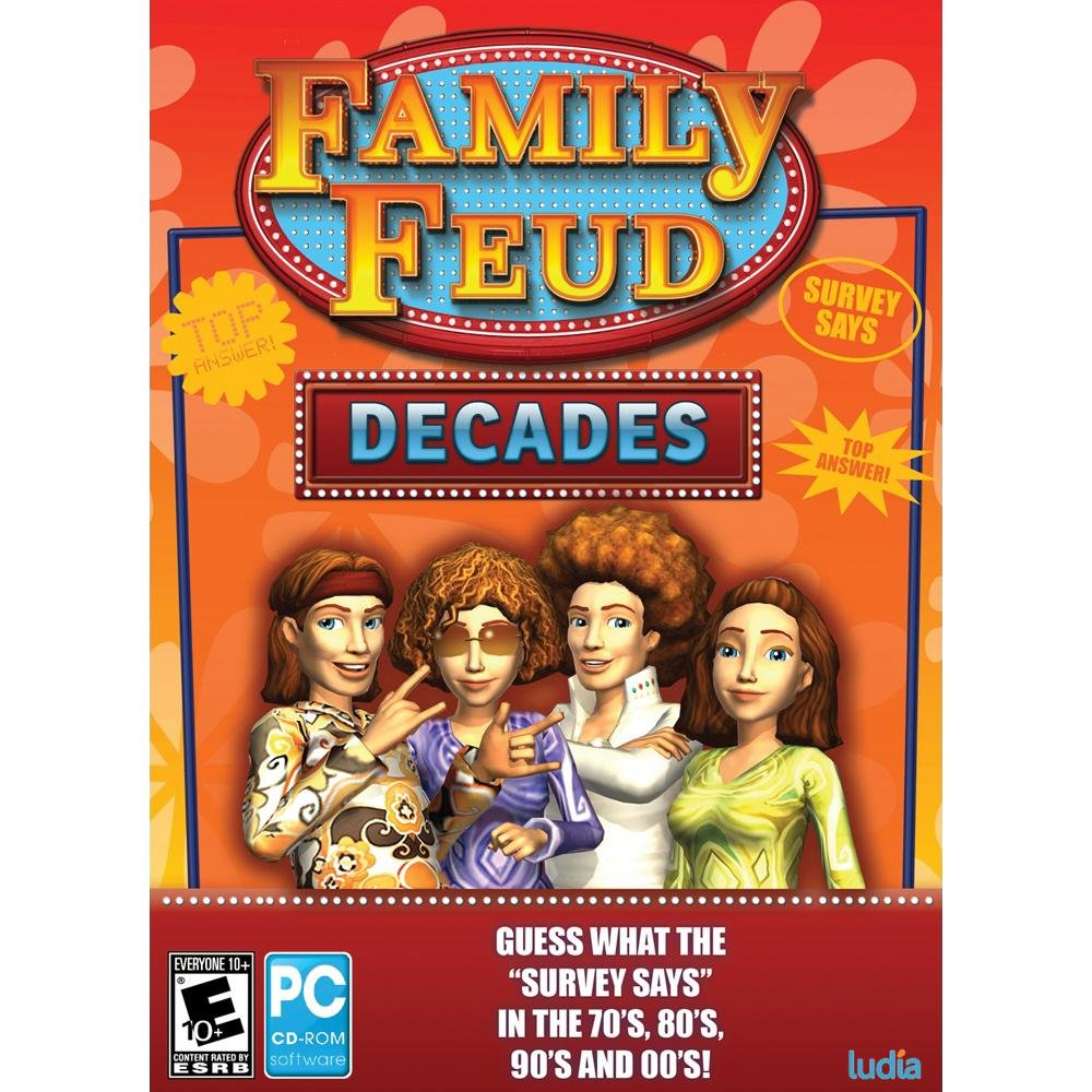 Amazon family feud decades video games alramifo Choice Image