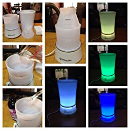 Amazon.com: Top Rated Ultrasonic Essential Oil Diffuser By