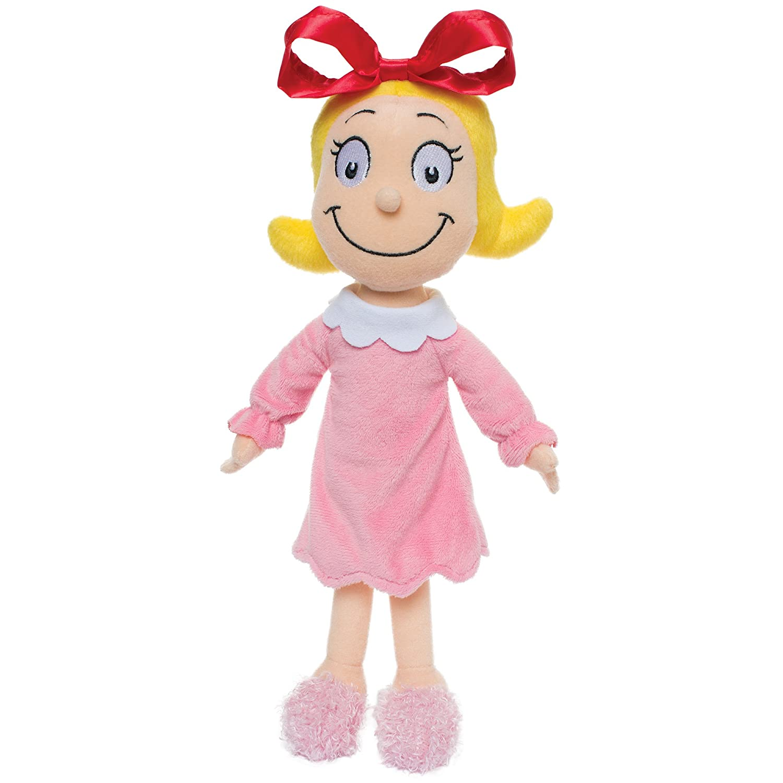 Amazon.com: Manhattan Toy Dr. Seuss Cindy Lou Who 15\