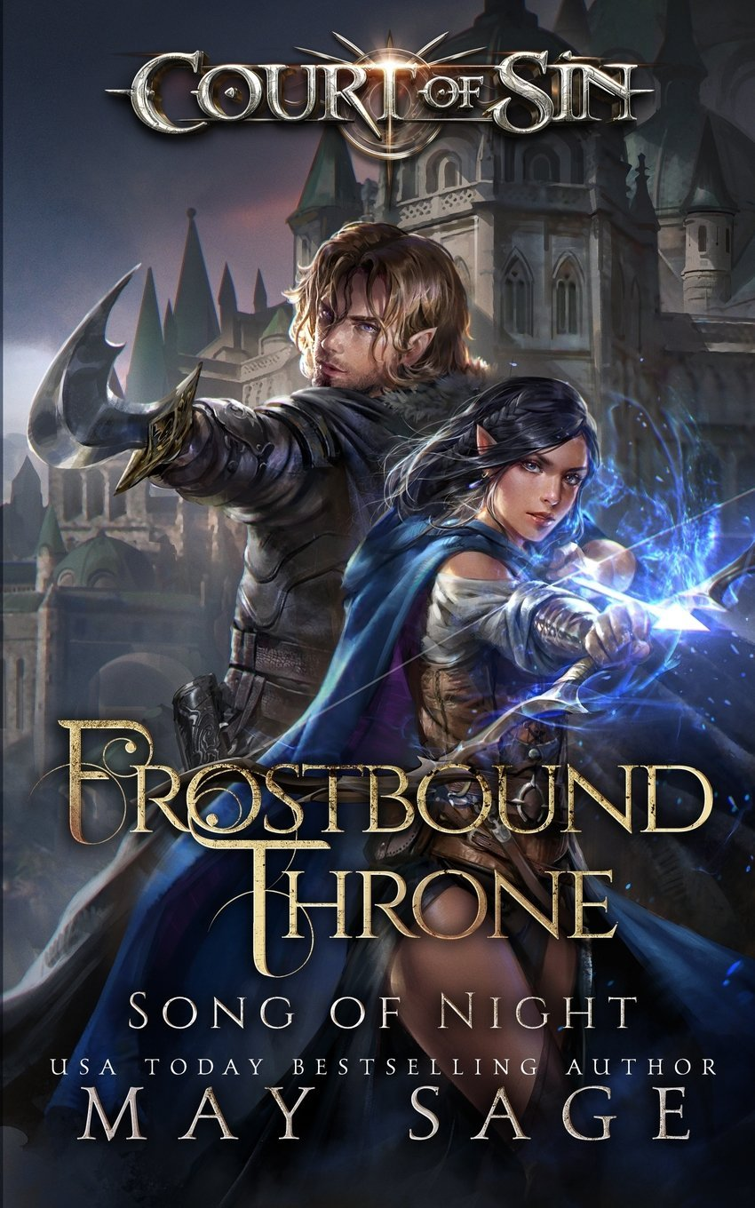 Download Frostbound Throne: Song of Night (Court of Sin) (Volume 1) PDF