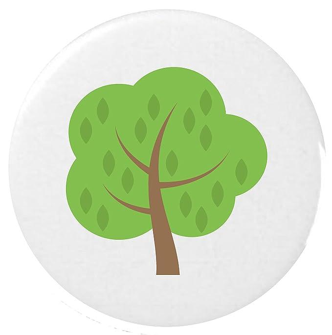 IamEngland Deciduous Tree Emoji 25mm Button Badge: Amazon ca