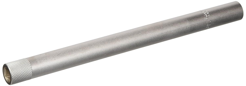 Asta - Llave dinamométrica de bujías de 14 mm de largo (llave de tubo de 12 lados, muchos dientes, para moto BMW C1, Kawsaki, Yamaha, Honda, Suzuki, ...