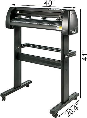 Vevor - Plotter de corte de vinilo para cortar, 87 cm, con el rastreador de software de corte, de Signmaster: Amazon.es: Bricolaje y herramientas