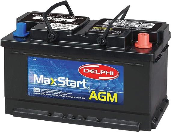 Delphi BU9090R MaxStart AGM Premium Automotive Battery, Group Size 94R