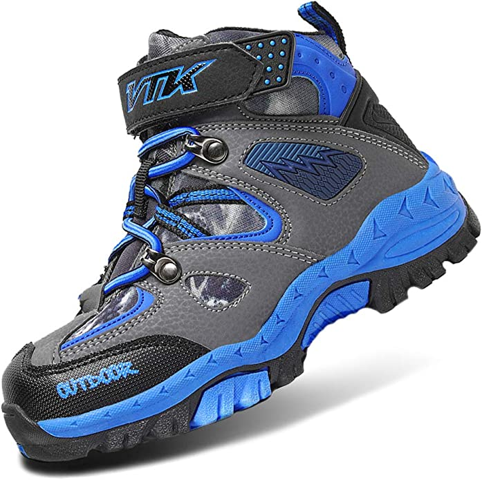 Kids Hiking Boots Boys Girls Shoes