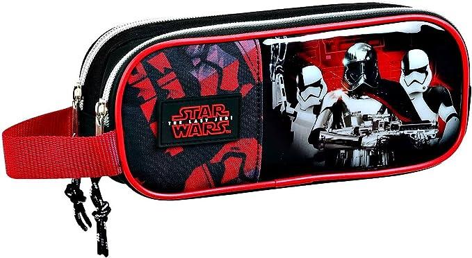Estuche Star Wars VIII Doble: Amazon.es: Hogar