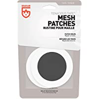 "GEAR AID Tenacious Tape Mesh Patches for Tent and Bug Screen Repair, 3"" Rounds"