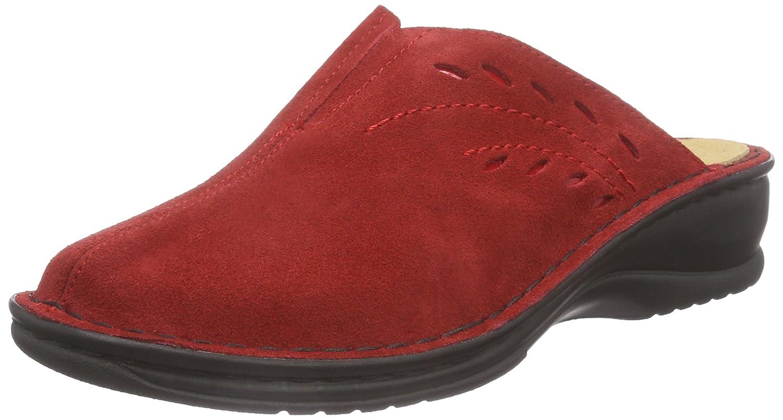 Scholl Talisa Red, Damen Pantoletten, Rot (Red), 39 EU