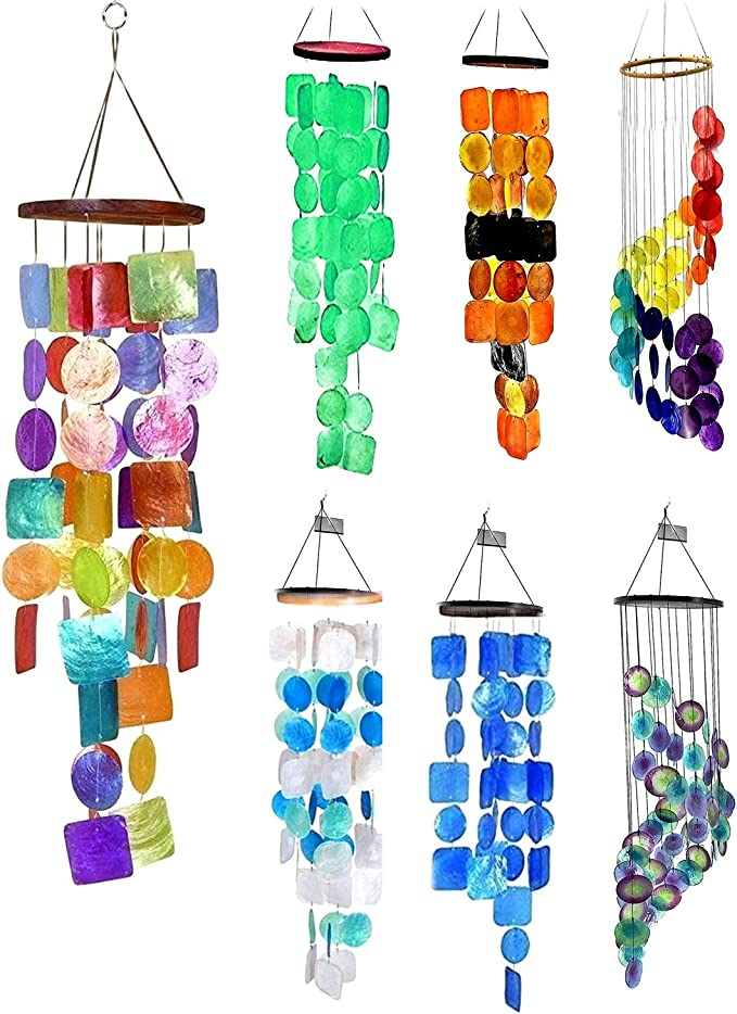 Bellaa 22890 Outdoor Wind Chimes – Best Budget Wind Chimes