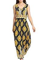 Eloise Isabel Fashion Nova Moda Maxi Verão Longo Das Mulheres Com Decote Em V Das Senhoras