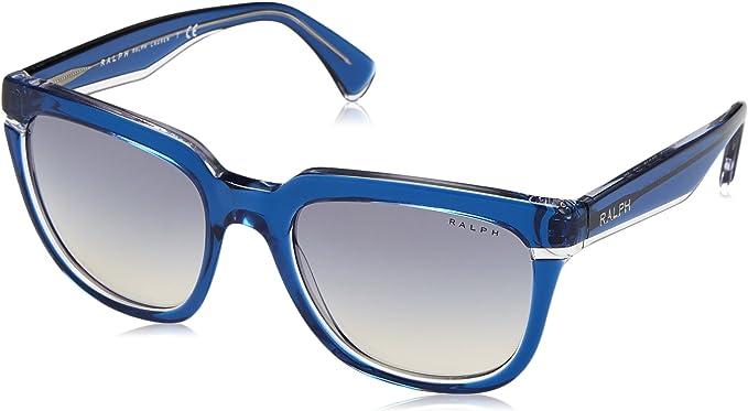Ralph Lauren RALPH BY 0Ra5237 Gafas de sol, Blue Crystal, 53 para ...